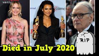 Celebrities Who DIED In July 2020 || 2nd Week