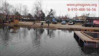 Платная рыбалка в пирогово коргашино