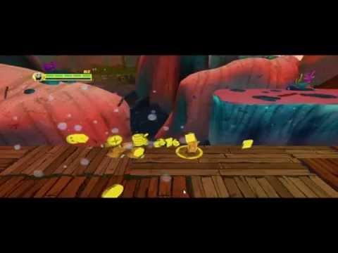 Видео № 1 из игры Губка Боб Квадратные Штаны - Планктон: Месть роботов (Б/У) [PS3] (обложка на испанском яз.)