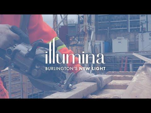 Illumina Construction Update: Pouring The Ground Floor