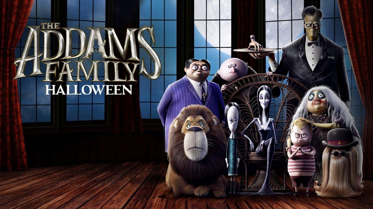 Video trailer för THE ADDAMS FAMILY | Official Teaser | MGM