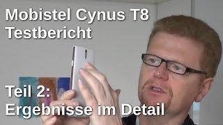 Testbericht Mobistel Cynus T8 - Teil 2 - www.technoviel.de