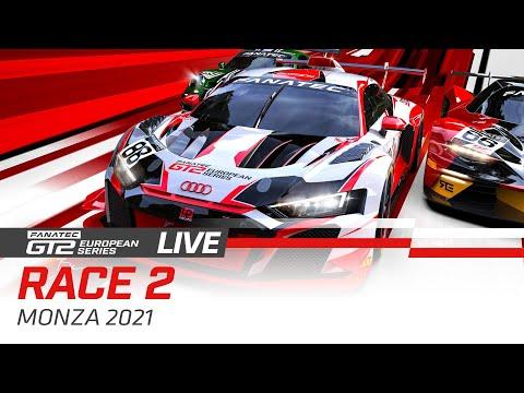 ブランパンGT 2021 モンツァ GT2 レース2動画