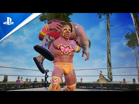 Présentation du premier DLC pour WWE 2K Battlegrounds de WWE 2K Battlegrounds
