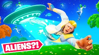 I WAS ABDUCTED BY A UFO?!! (Alien Update)