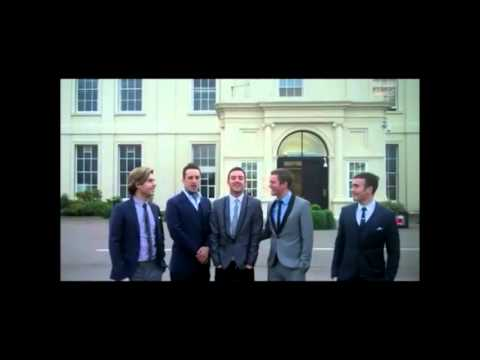 The Overtones Fan Video- Say What I Feel