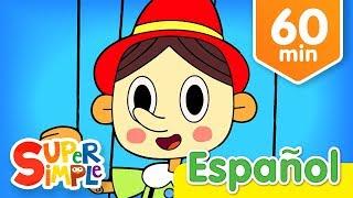 El Pinocho Y Más Canciones Infantiles | Música Para Niños