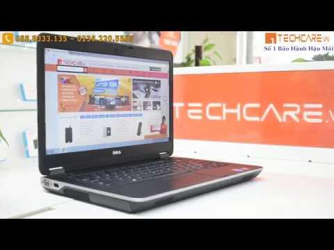 Laptop Dell E6440 Giá Rẻ Cấu Hình Cao   Laptop Cũ Giá Rẻ Đà Nẵng Techcare.vn