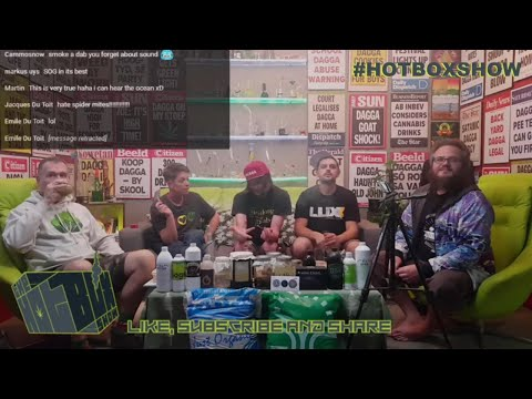 The #HotboxShow Ep 97 Ft. Greenthumb Hydro