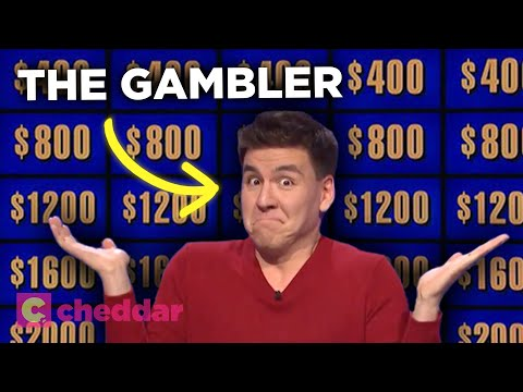 How James Holzhauer Broke Jeopardy