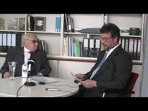 25 Jahre russland.NEWS – damals 2009 – russland.news im Gespräch mit Egon Bahr
