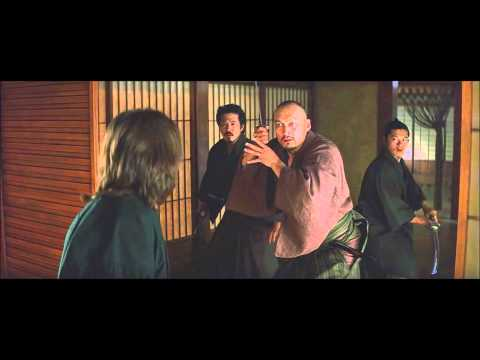 """This scene from """"The Last Samurai"""" is so badass, Especially the final cheer"""