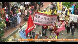 Peter Linebaugh on Al Jazeera talking about May Day (5/1/2016)