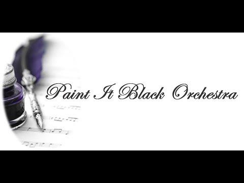 Paint It Black Quartet plays Orient Express 2cellos cover tribute