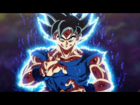 Goku All Forms And Transformations [Remastered HD]