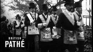 Masonic Ceremony (1910-1919)