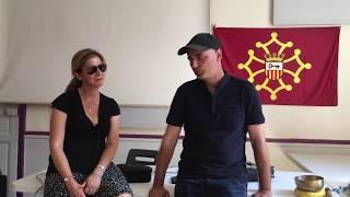 Entretien Avec Anton PARKS à Bugarach (Kris Darquis)