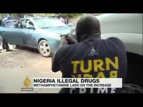 Drug raid and arrest in Asaba Delta state