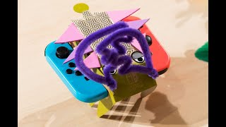 Nintendo Labo hands-on: how these cardboard add-ons work