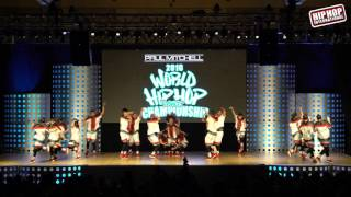 TNK Empire - Spain (MegaCrew Division) @ #HHI2016 World Semis!!