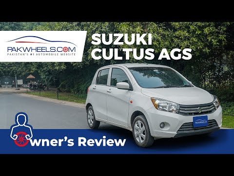Suzuki Cultus AGS 2019 Owner's Review: Price, Specs & Features | PakWheels