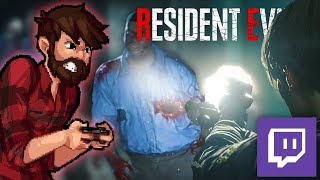 Resident Evil 2 Remake! | Escape From The Police Station | Resident Evil 2 Gameplay Part 4