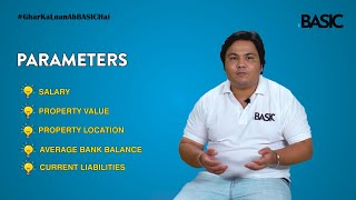 Parameters for your home loan amount eligibility | Basic Home Loan