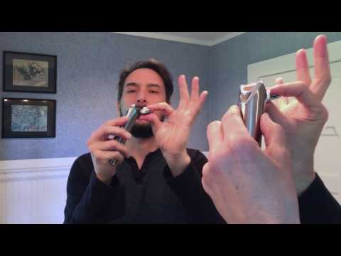 Beard Trimming - Wahl Lithium Ion Plus Trimmer - Model 9818