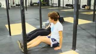 CrossFit - A Kipping Pull-Up Instructional