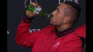 5 Minutes Of Nick Kyrgios Being Nick Kyrgios | Part 2 |