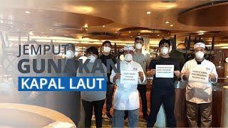 Pemerintah Indonesia akan Jemput WNI di Jepang Menggunakan Kapal Laut