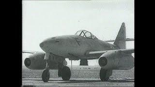 The History of Messerschmitt - Me109, Me110, Me210, Me163, Me262.