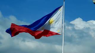 Lupang Hinirang (The Philippine National Anthem) and Philippine Flag