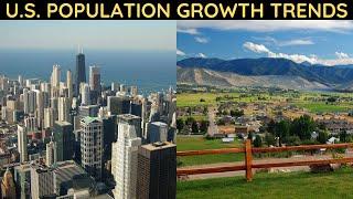 U.S. Population Growth Trends