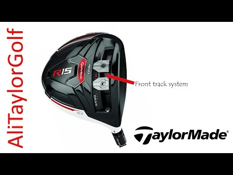 TAYLORMADE R15 DRIVER REVIEW