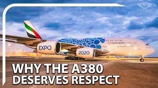 Why The Airbus A380 Deserves More Respect