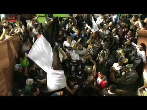 """""""Mira todo lo qué pasó entre Platense-vs-Talleres de remedios de escalada desde la tribuna."""" Barra: La Banda Más Fiel • Club: Atlético Platense"""