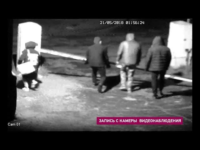 Хулиганы напали на детскую больницу