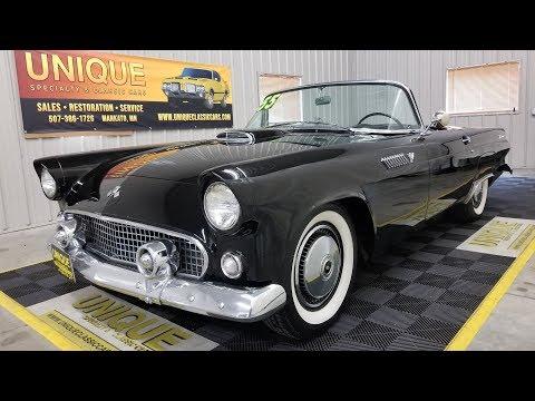Video of '55 Thunderbird - QOI7