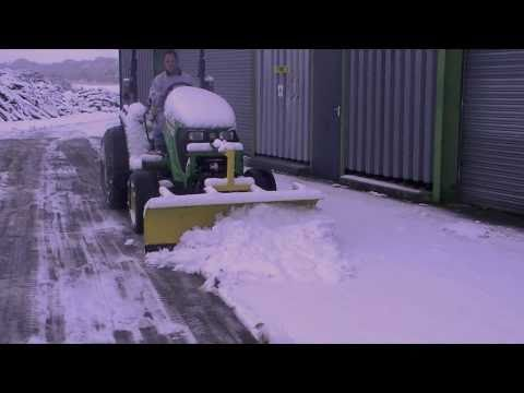 Snow Plough Hire – Beat the Snow