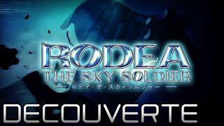 Rodea The Sky Soldier - Découverte