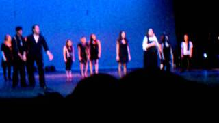 Could We Start Again- School for the Performing Arts