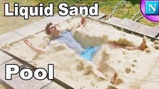 Liquid Sand Pool: Ft. SMOSH, CaptainSparklez, Pocket.Watch