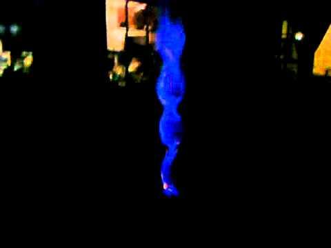 Bert's flaming beam saber