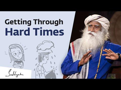 , title : 'How Do We Handle Hard Times in Life? Sadhguru Answers