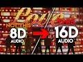 BTS (방탄소년단) - Boy With Luv [16D AUDIO | NOT 8D] 🎧 작은 것들을 위한 시 ft. Halsey