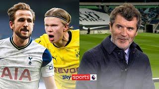 Harry Kane veya Erling Haaland - Manchester United için EN İYİ imza kim olurdu ?!
