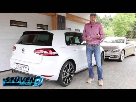 VW Golf 7 GTI 7R Test Alarmanlage Viper Ampire Diebstahlsicherung Stüven Car Hifi Hamburg