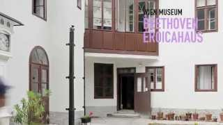 preview picture of video 'Wien Museum Beethoven Eroicahaus'