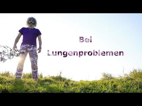 Das würde Robert Franz tun, wenn er Lungenprobleme hätte. Video 13